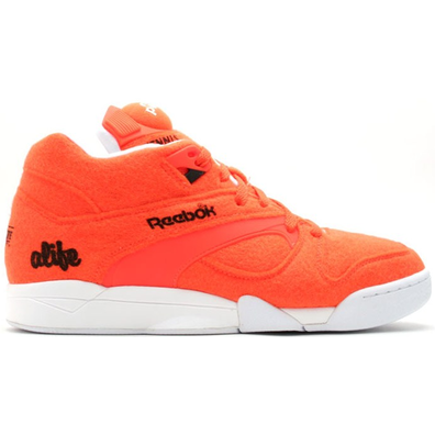 Reebok Court Victory Pump Alife Ball Out Orange productafbeelding