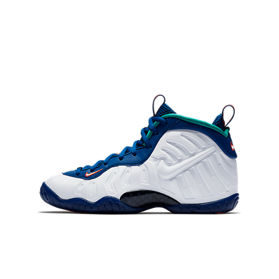 Nike Air Foamposite Pro Gym Blue (GS) productafbeelding