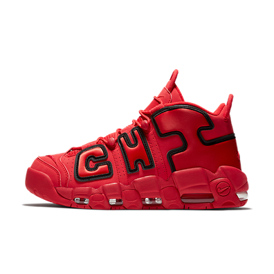 Nike Air More Uptempo Chicago productafbeelding