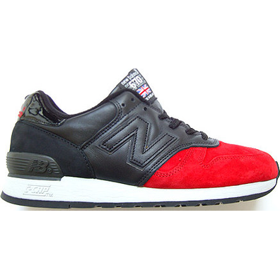 New Balance 670 Red Devil productafbeelding