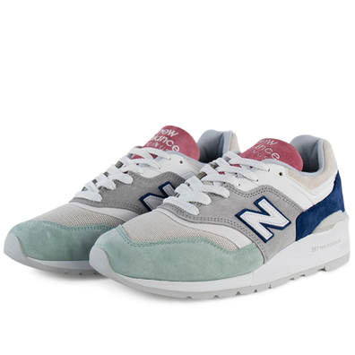 New Balance M997 D 'SOA Grey/Green' productafbeelding