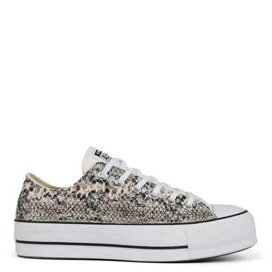 Glitter Jungle Platform Chuck Taylor All Star Low Top productafbeelding