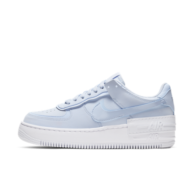 Nike Air Force 1 Shadow 'Hydrogen Blue' productafbeelding