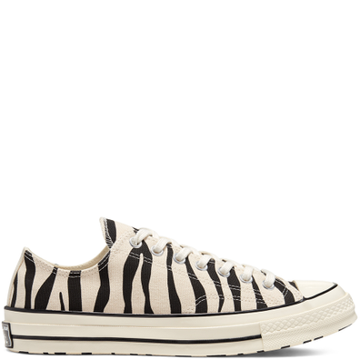 Converse Chuck Taylor 70 Low Animal 'Zebra' productafbeelding