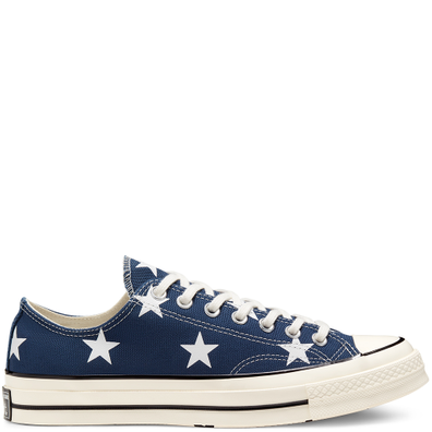 Unisex Archive Print Chuck 70 Low Top productafbeelding