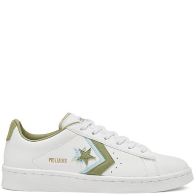 Unisex Sunblocked Pro Leather Low Top productafbeelding