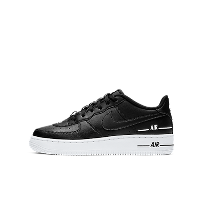 Air Force 1 LV8 3 Black (GS) productafbeelding