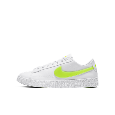 Nike Blazer Low Pop Volt (GS) productafbeelding