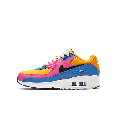 Nike Air Max 90 Leather Multi-Color (GS) productafbeelding