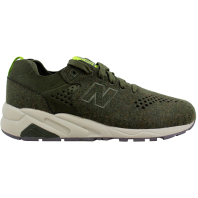 New Balance 580 Re-Engineered Wool Olive Green productafbeelding