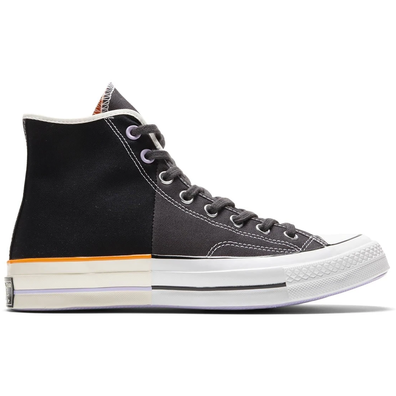 Converse Chuck Taylor All-Star Reconstructed 70s Hi Sunblocked Black productafbeelding