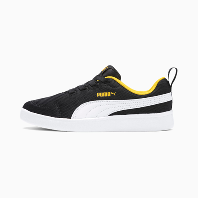 Puma Courtflex Mesh Kids Trainers productafbeelding