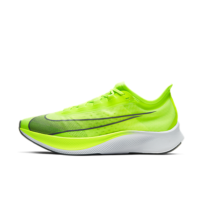 Nike Zoom Fly 3 Volt productafbeelding