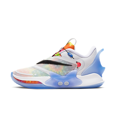 Nike Adapt BB 2.0 Tie Dye (US Charger) productafbeelding