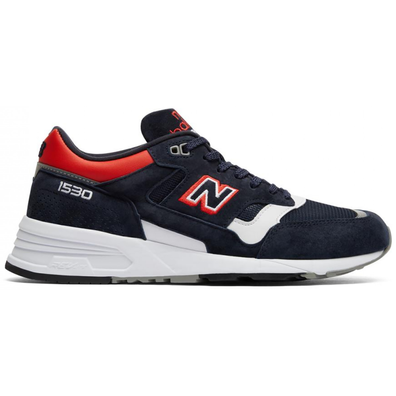 New Balance 1530 Navy White Red productafbeelding