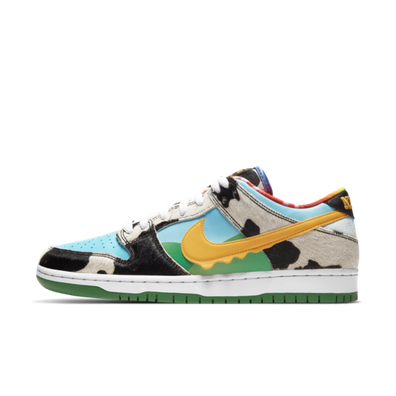 Ben & Jerry's X Nike SB Dunk Low 'Chunky Dunky' - SNKRS DAY Exclusive Access productafbeelding