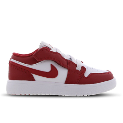 Jordan 1 Low Alt Gym Red White (PS) productafbeelding