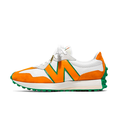 Casablanca X New Balance MS327CBB 'Orange' productafbeelding