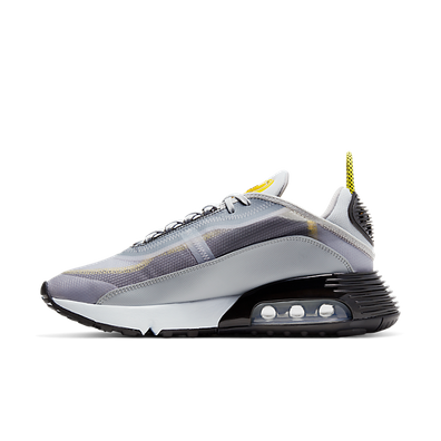 Nike Air Max 2090 'Grey/Yellow' productafbeelding