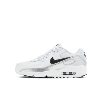Nike Air Max 90 GS 'Silver' productafbeelding