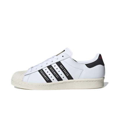 Human Made X adidas Superstar 'White/Black' productafbeelding