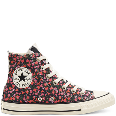 Twisted Summer Chuck Taylor All Star High Top voor dames productafbeelding