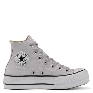 Chuck Taylor All Star Lift Smoked Canvas High Top productafbeelding
