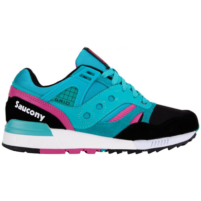 Saucony Grid SD Teal Black productafbeelding