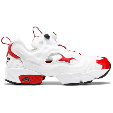 Reebok Instapump Fury White Excellent Red productafbeelding