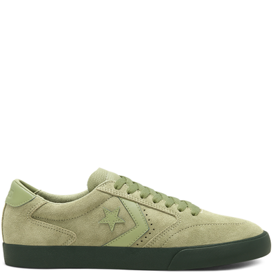 Unisex Perforated Suede Checkpoint Pro Low Top productafbeelding