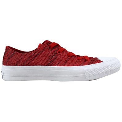 Converse Chuck Taylor All Star II 2 OX Red/Black-White productafbeelding