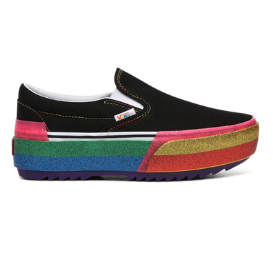 VANS Glitter Classic Slip-on Stacked  productafbeelding