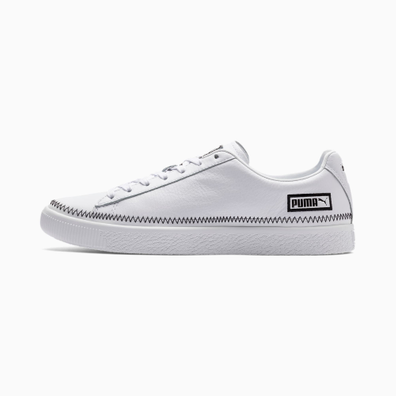 Puma Basket Stitch Trainers productafbeelding