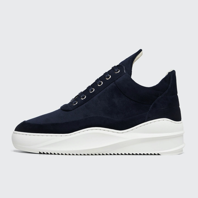 Filling Pieces Filling Pieces Low Top Sky Cite Navy Blue productafbeelding