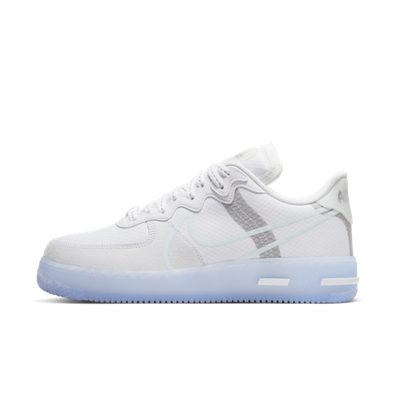 Nike Air Force 1 React QS 'White' productafbeelding