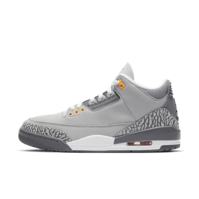 Air Jordan 3 Retro 'Cool Grey' productafbeelding