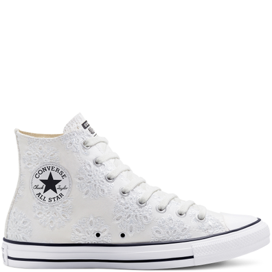 Boho Mix Chuck Taylor All Star High Top productafbeelding