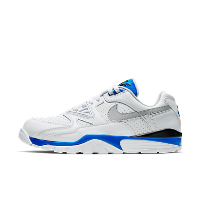 Nike Air Cross Trainer 3 Low White Grey Royal productafbeelding