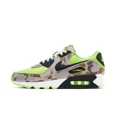 Nike Air Max 90 SP 'Ghost Green' Duck Camo productafbeelding