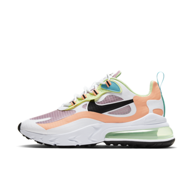 Nike Air Max 270 React 'Light Arctic Pink' productafbeelding