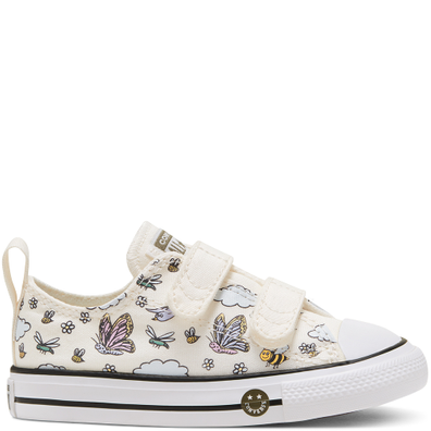 Camp Converse Easy-On Chuck Taylor All Star Low Top voor peuters productafbeelding