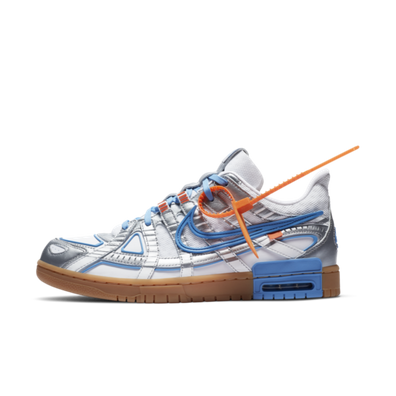Off-White X Nike Rubber Dunk 'University Blue' productafbeelding