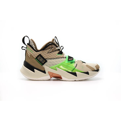 "Air Jordan WHY NOT? ZER0.3 ""BEIGE"" productafbeelding"