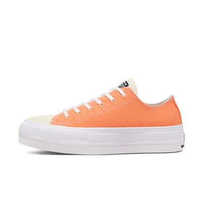 Converse Chuck Taylor Low Renew 'Fuel Orange' productafbeelding