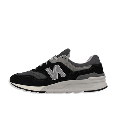 New Balance 997 Black/Grey/White PS productafbeelding