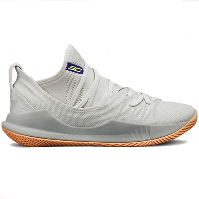 Under Amour Curry 5 Grijs productafbeelding