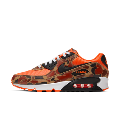 Nike Air Max 90 SP Duck Camo 'Total Orange' - SNKRS DAY Exclusive Access productafbeelding