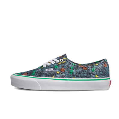 Fergus Purcell X Vans Authentic Fergadelic 'Acid Wash' productafbeelding