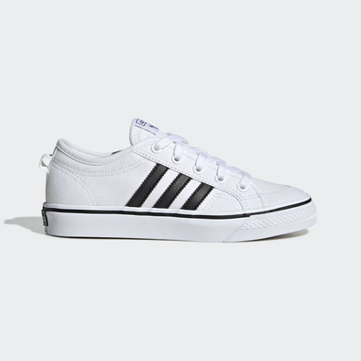 adidas Nizza Cloud White (GS) productafbeelding