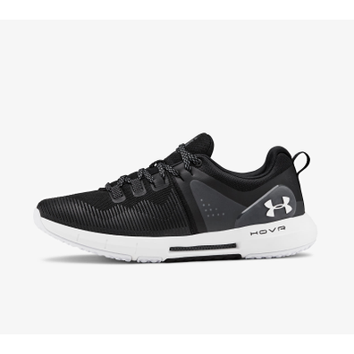 Under Armour W HOVR Rise Black/ White/ White productafbeelding